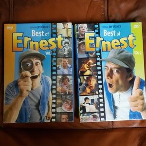 Best of Ernest vol 1 & 2